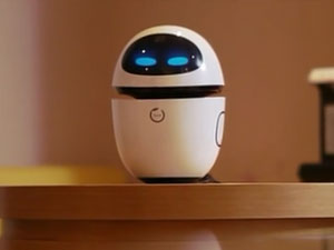 酒店智能机器人系统